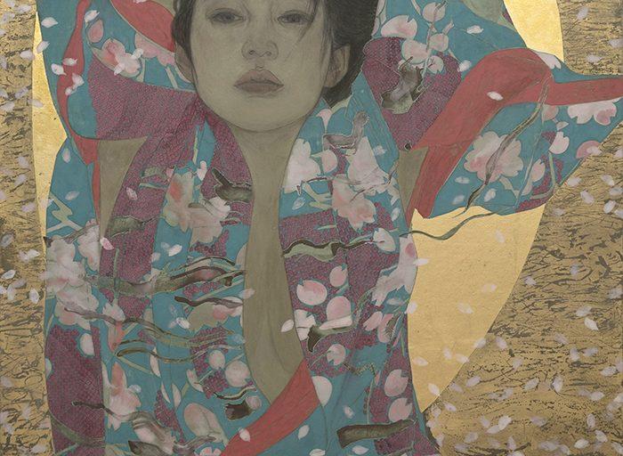 グループ展 青晴会 日本画展(大阪)(終了)