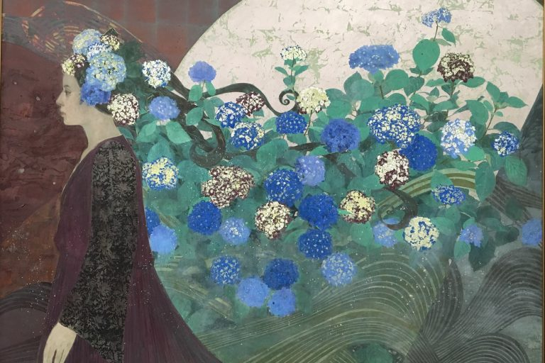 「現代日本画名品選Ⅱ」(島根・安来)